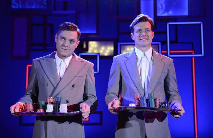 Photo of Rain Man – Royal & Derngate Theatre, Northampton