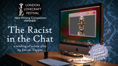 Photo of Rehearsed Reading: The Racist in the Chat -Thornhill Theatre Space YouTube