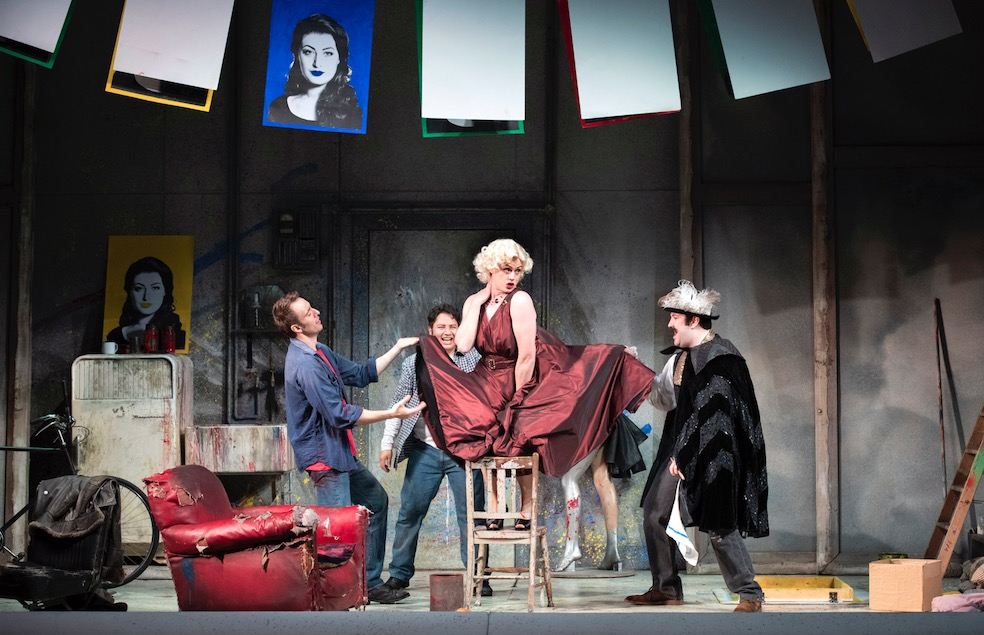 Photo of La Boheme – Lowry Theatre, Salford