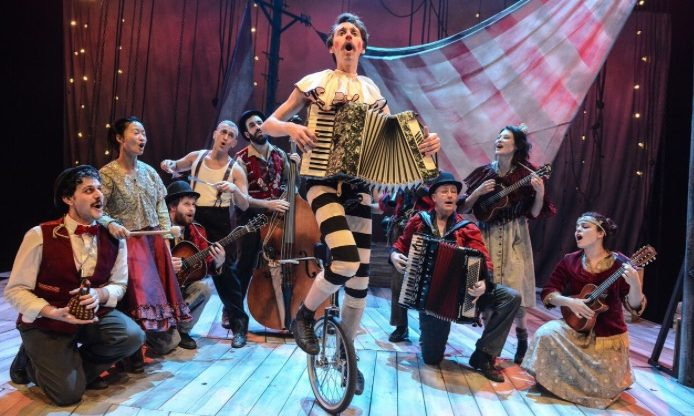 Photo of La Strada – The Northcott Theatre, Exeter