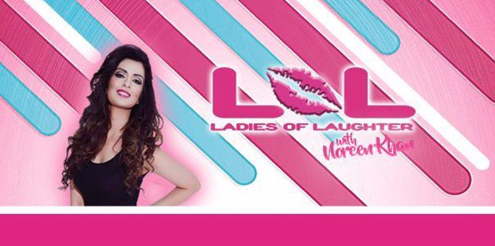 Photo of LOL (Ladies of Laughter) with Noreen Kahn – The Lowry, Salford