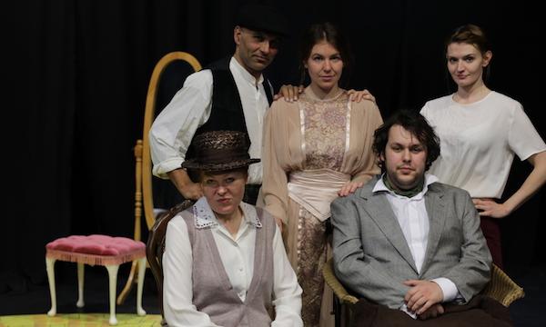 Photo of Lady Chatterley's Lover – Blue Orange Theatre, Birmingham