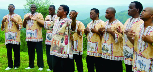 Photo of Ladysmith Black Mambazo – Howard Assembly Room, Leeds