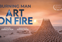 Photo of Film Review -Burning Man: Art on Fire