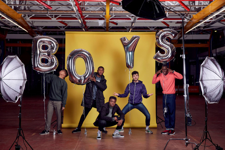 Photo of Latitude Festival: The Pappyshow | Boys: A Celebration of Manhood – Theatre Arena