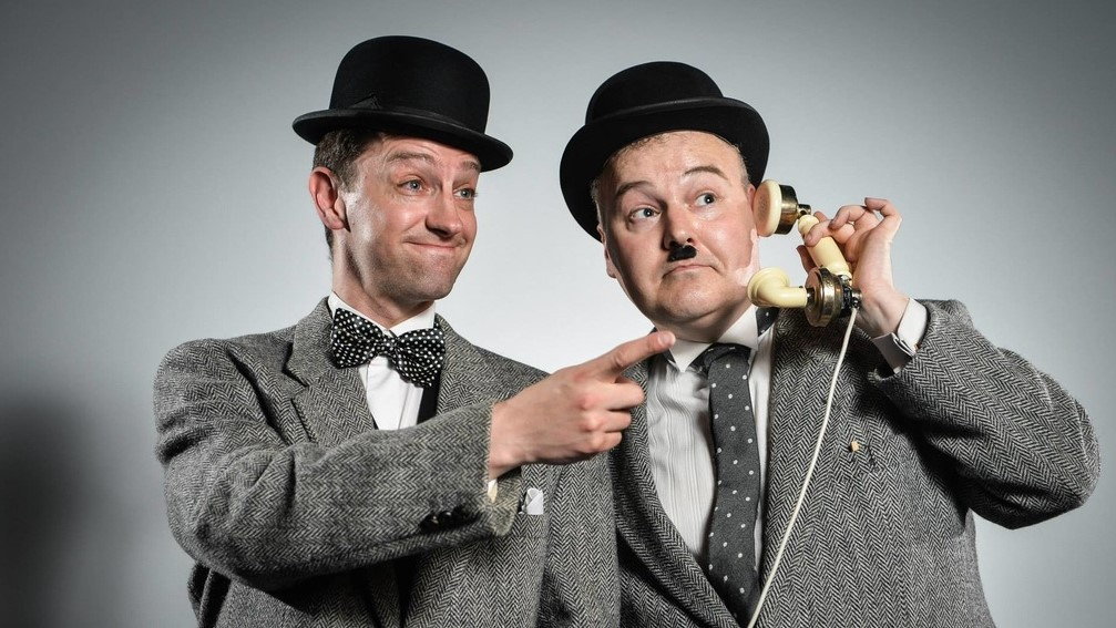 Photo of BRIGHTON FRINGE: Hats Off to Laurel and Hardy – Sweet Waterfront 1