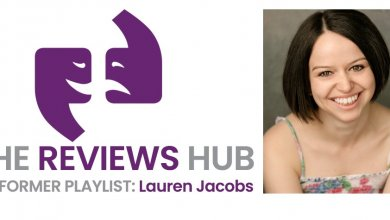 Photo of PERFORMER PLAYLIST – Lauren Jacobs
