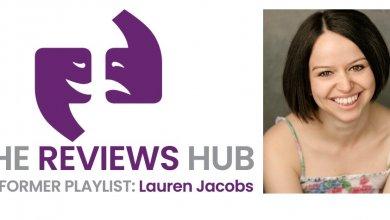 Photo of PERFORMER PLAYLIST – Lauren Jacobs