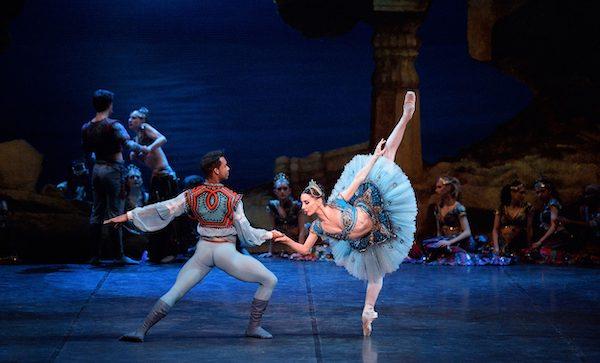 Photo of English National Ballet's Le Corsaire – Milton Keynes Theatre
