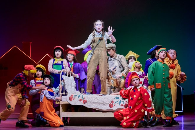 Photo of The Wizard of Oz – Leeds Playhouse