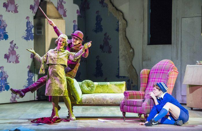 Photo of Opera North's Pagliacci and L'enfant et les sortilèges – The Grand, Leeds