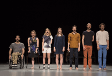 Photo of Let's Talk About Dis: Candoco Dance Company – Sadler's Wells Digital Stage
