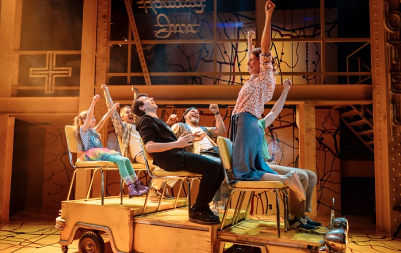 Photo of Little Miss Sunshine: A Road Musical – The Alexandra, Birmingham