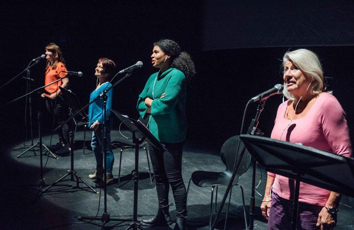 Photo of Locker Room Talk – Traverse Theatre, Edinburgh