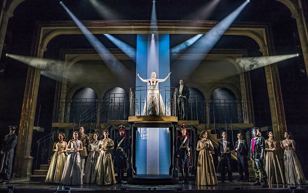 Photo of Evita – Theatre Royal, Brighton
