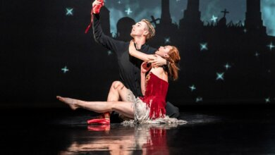 Matthew Bourne's The Red Shoes (by Johan Persson)