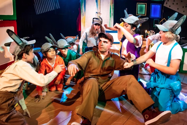 Photo of My Son Pinocchio Jr – Southwark Playhouse, London