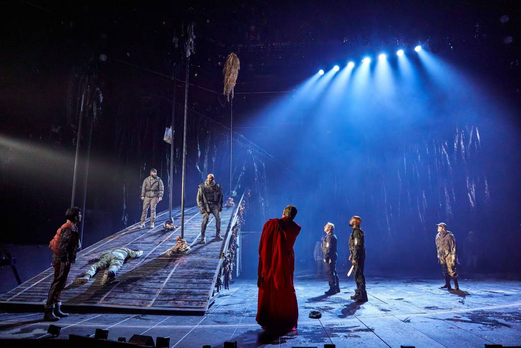 Photo of Macbeth – Lyceum Theatre, Sheffield