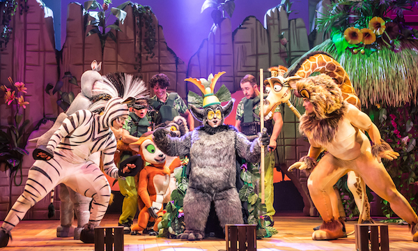 Photo of Madagascar The Musical – The Playhouse, Edinburgh