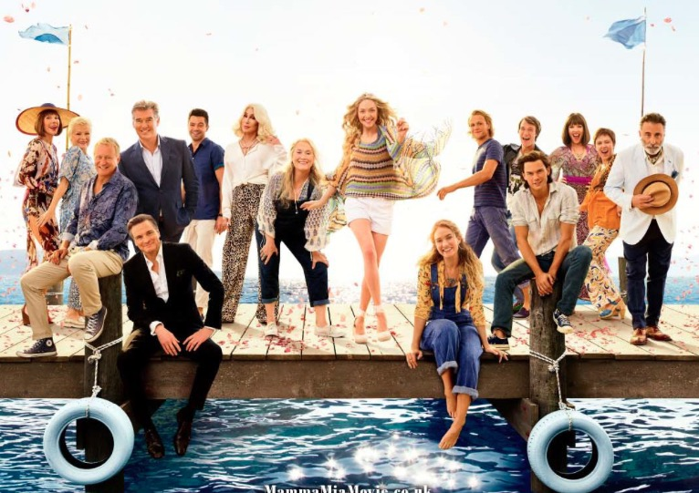 Photo of FILM REVIEW: Mamma Mia! Here We Go Again