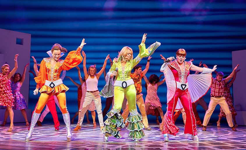 Photo of Mamma Mia! – The Grand, Leeds