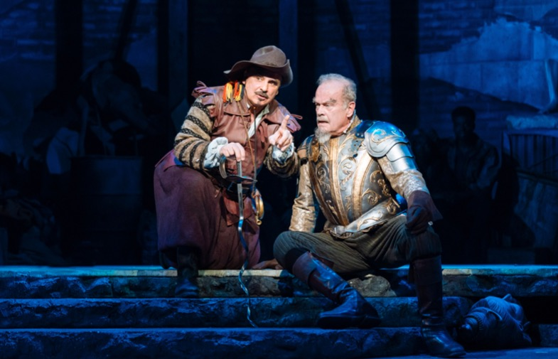 Photo of Man of La Mancha – London Coliseum