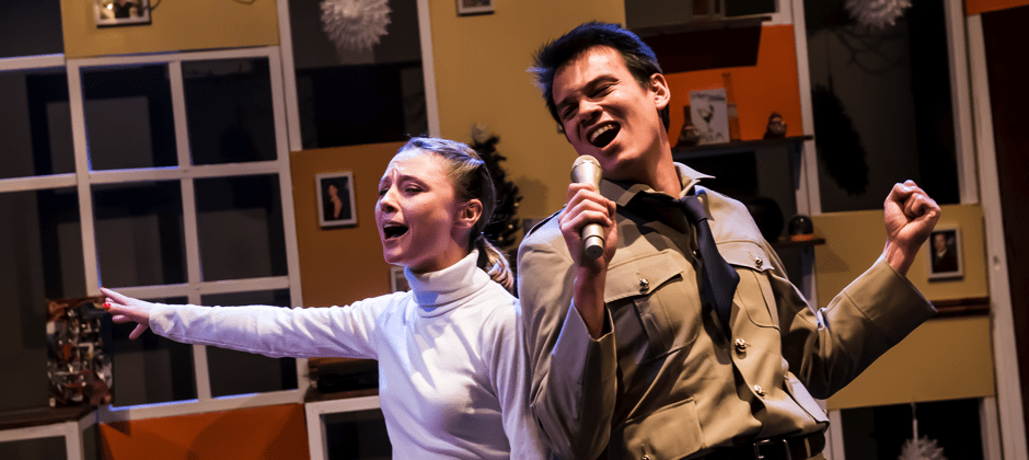 Photo of Martha, Josie and the Chinese Elvis  – Park Theatre, London