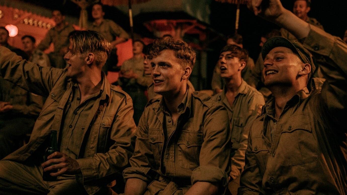 Martijn Lakemeier in The East (Blue Finch Film Releasing)