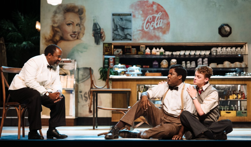 Photo of 'Master Harold'…and the boys – National Theatre, London