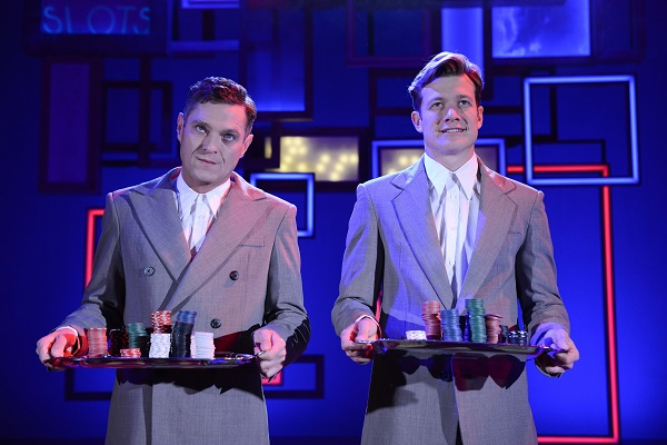 Photo of Rain Man – Yvonne Arnaud Theatre, Guildford