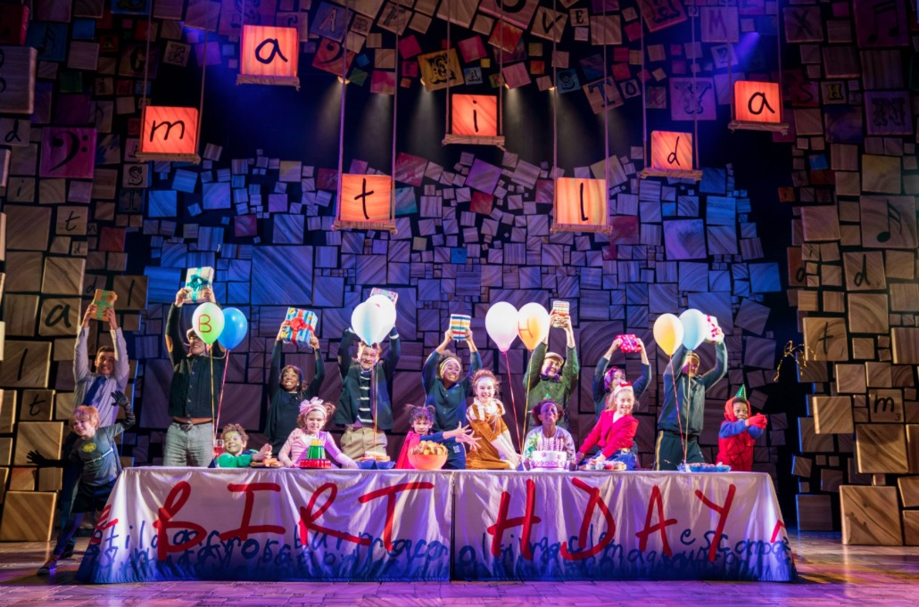 Photo of Royal Shakespeare Company's Matilda The Musical – Edinburgh Playhouse