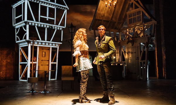 Photo of The Merry Wives of Windsor – Royal Shakespeare Theatre, Stratford upon Avon