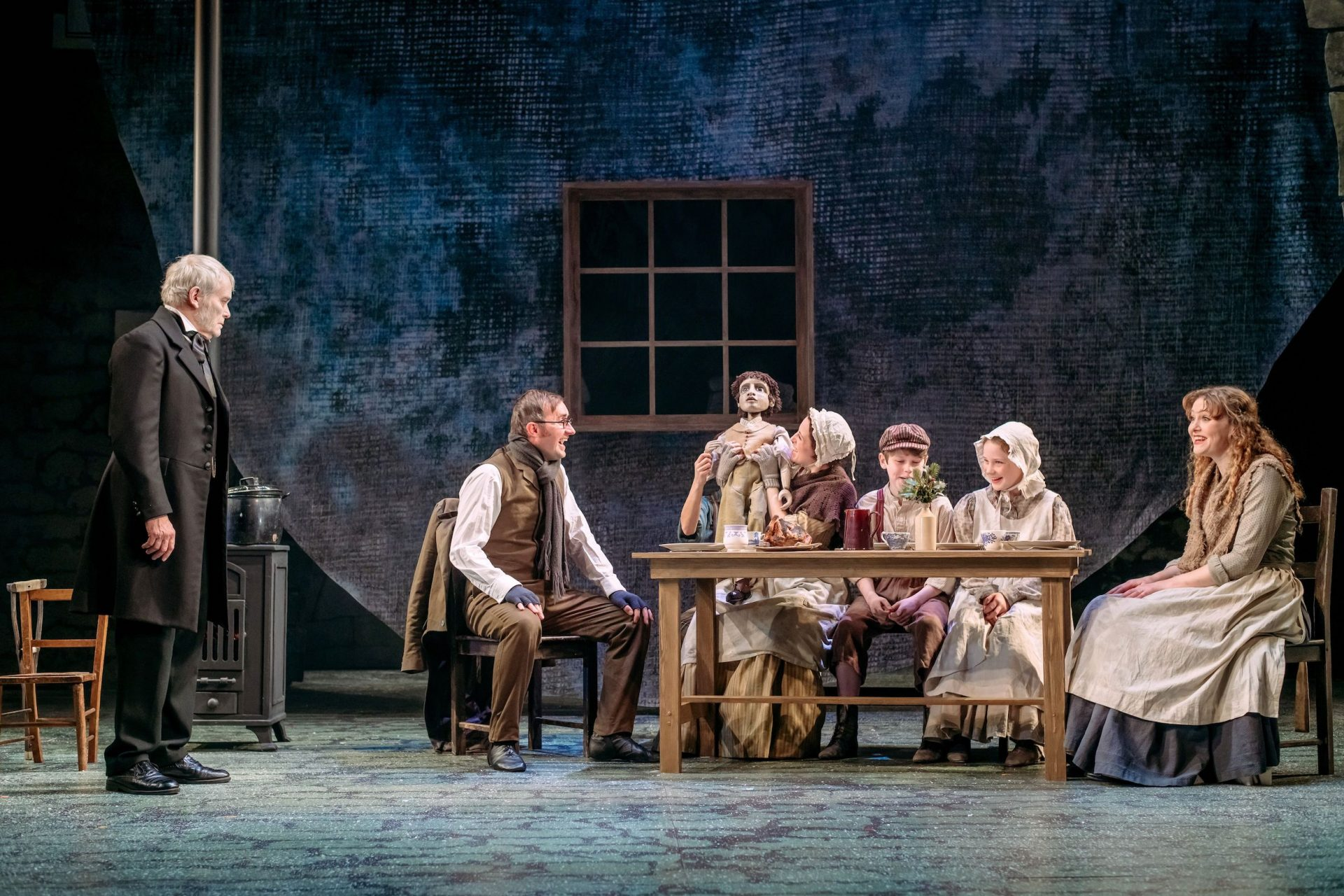 Photo of An Edinburgh Christmas Carol – Royal Lyceum Theatre, Edinburgh