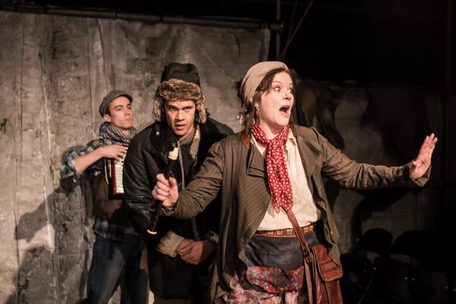 Photo of Mother Courage and Her Children – Southwark Playhouse, London