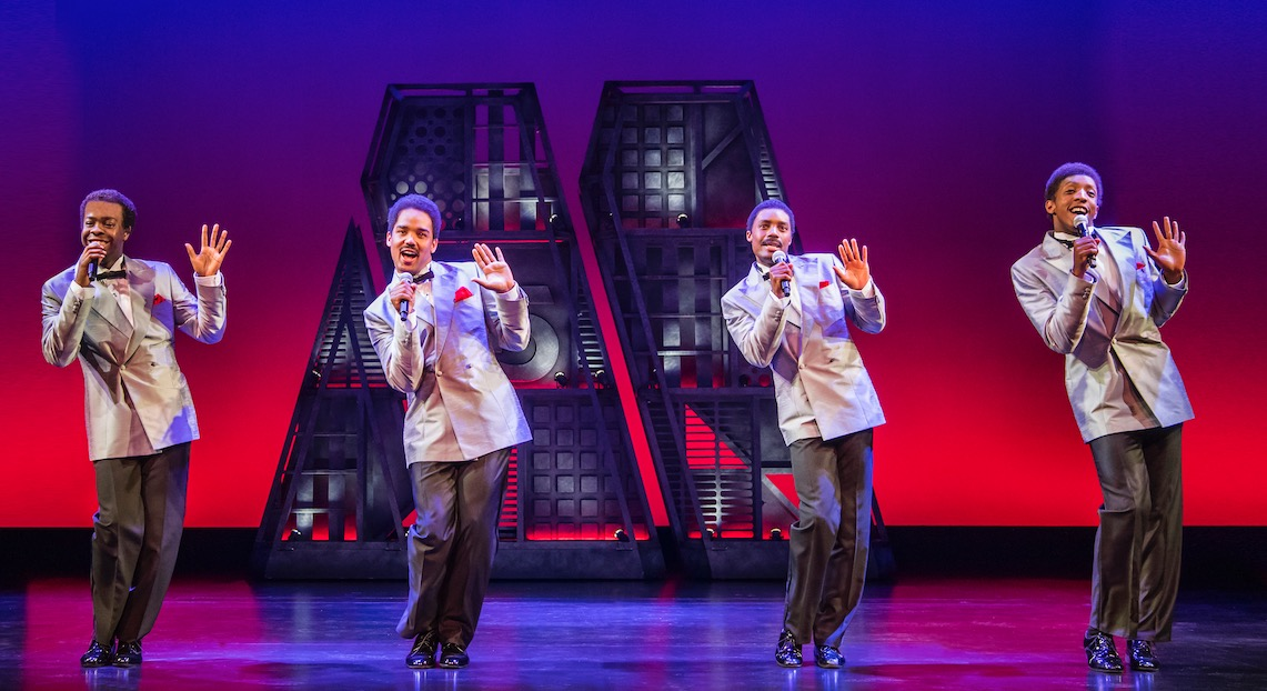 Photo of Motown The Musical – King's Theatre, Glasgow