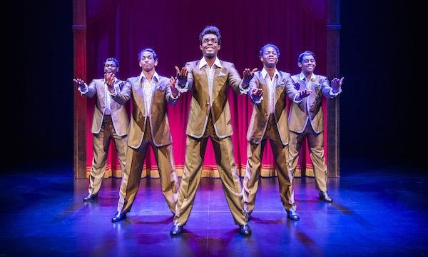 Photo of Motown: The Musical – The Playhouse, Edinburgh