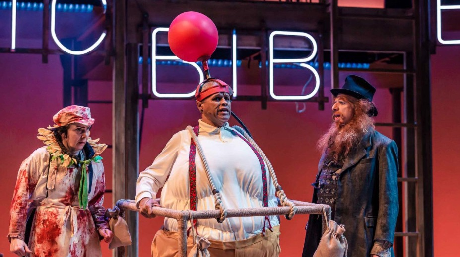 Photo of Mr Gum and the Dancing Bear: The Musical! – National Theatre, London