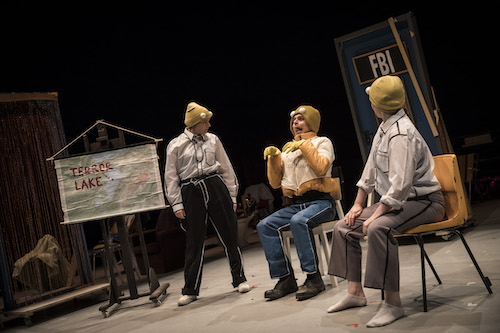 Photo of Mr Burns: A Post-Electric Play – Project Arts Centre, Dublin