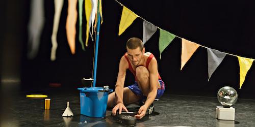 Photo of DUBLIN THEATRE FESTIVAL: Multiverse – Samuel Beckett Theatre, Dublin