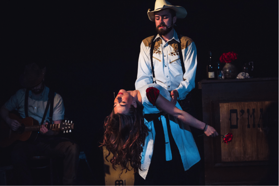 Photo of Murder Ballads – Waterside Arts Centre, Manchester