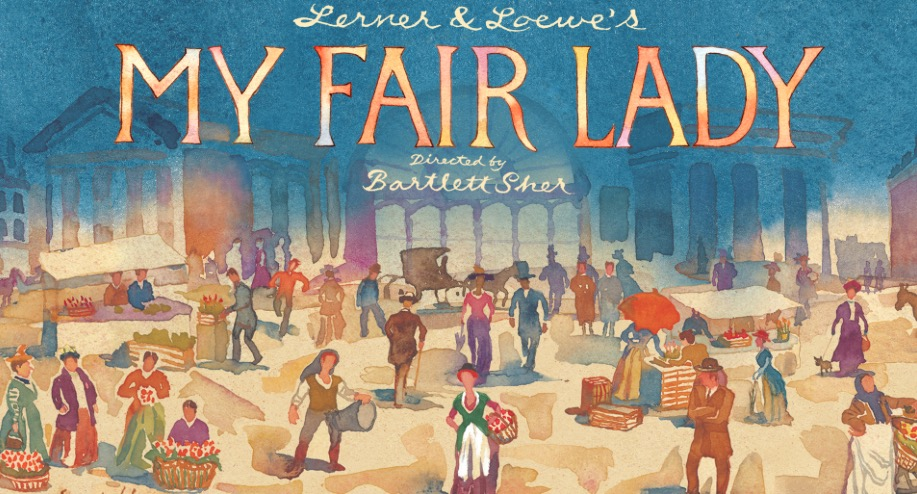 Photo of CD REVIEW: My Fair Lady – 2018 Broadway Cast Recording