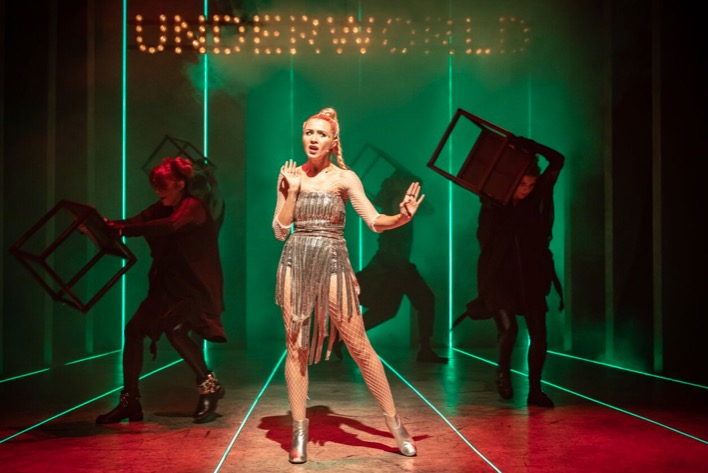 Photo of Mythic – Charing Cross Theatre, London