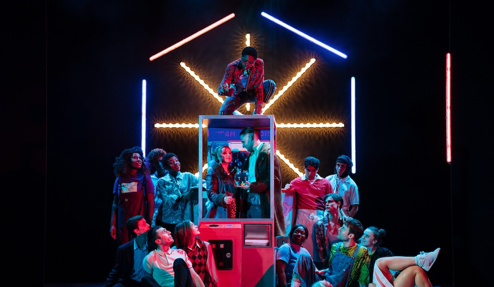 Photo of National Youth Theatre: A Midsummer Night's Dream – Criterion Theatre, London