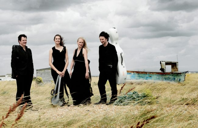 Photo of Navarra String Quartet – The Venue, Leeds