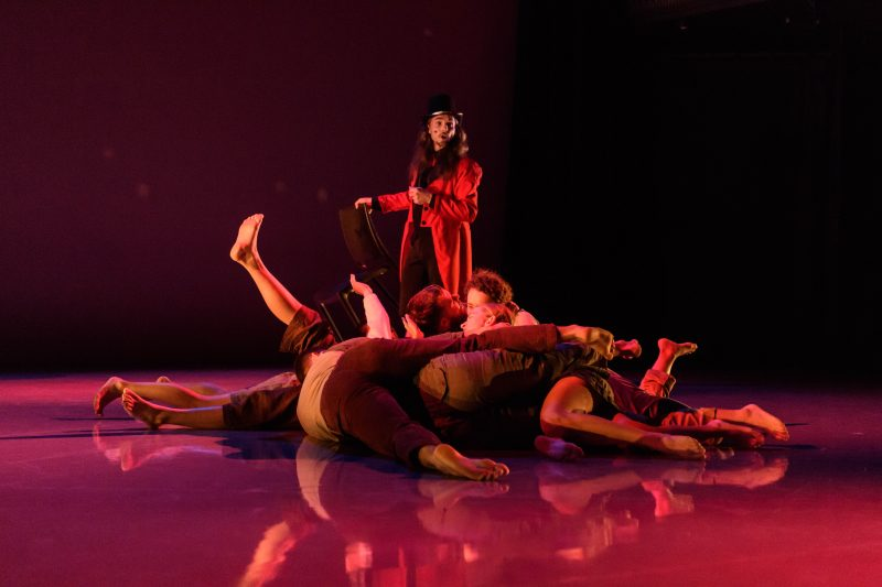 Photo of New Ground – Northern School of Contemporary Dance, Leeds