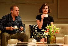 Photo of God of Carnage – Theatre Royal, Glasgow