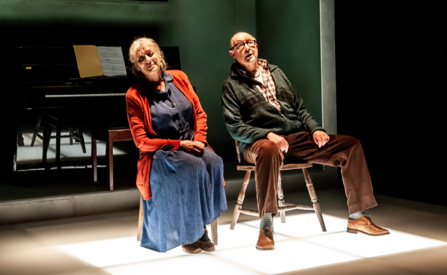 Photo of Not Talking  – Arcola Theatre, London