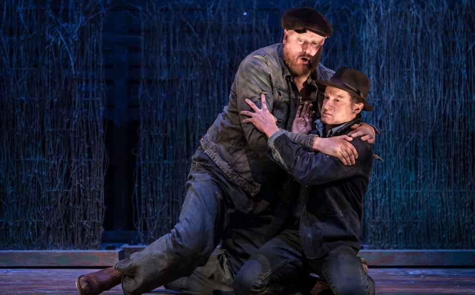 Photo of Of Mice and Men – Brighton Theatre Royal
