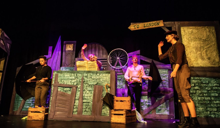 Photo of Oliver with a Twist – Leicester Square Theatre, London