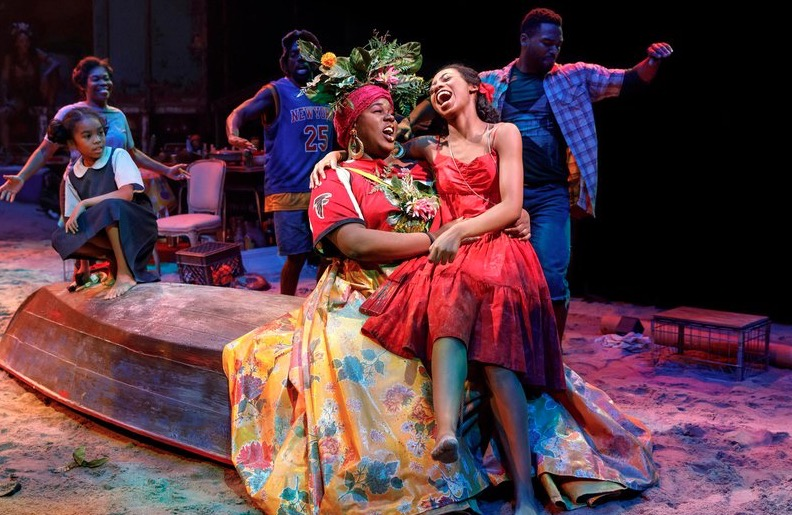 Photo of CD REVIEW: Once On This Island – New Broadway Cast Recording